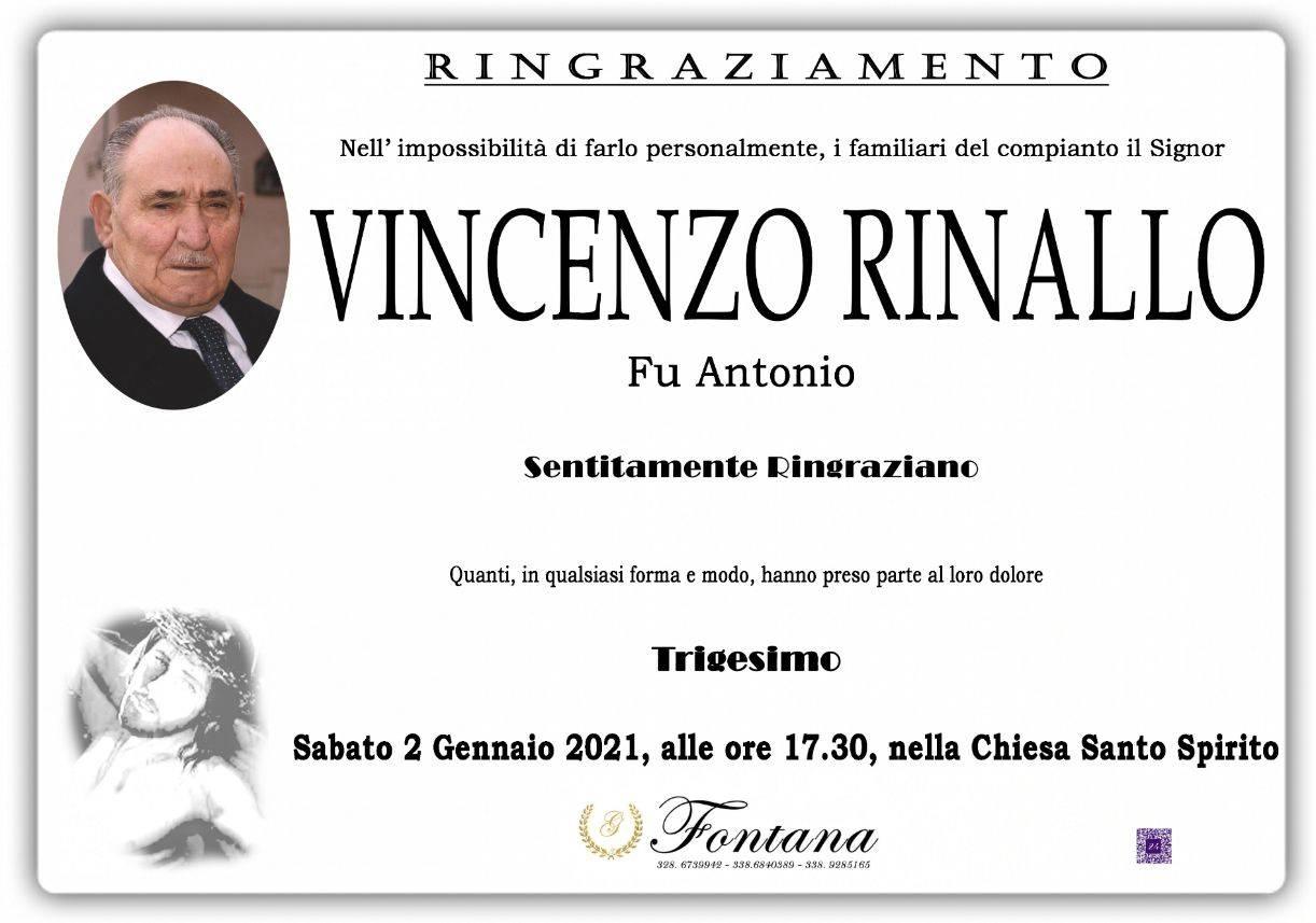 Vincenzo Rinallo