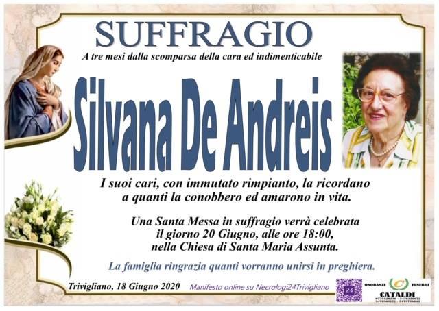 Silvana De Andreis