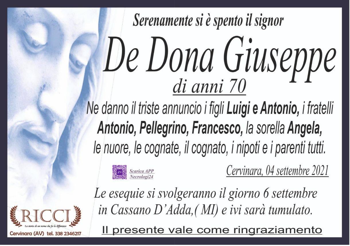Giuseppe De Dona