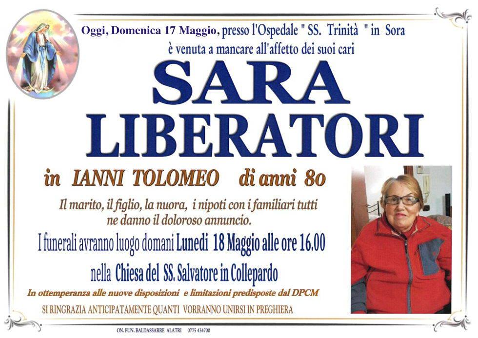 Sara Liberatori