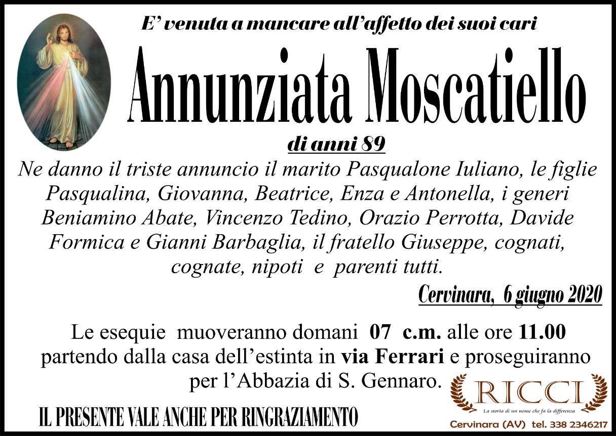 Annunziata Moscatiello