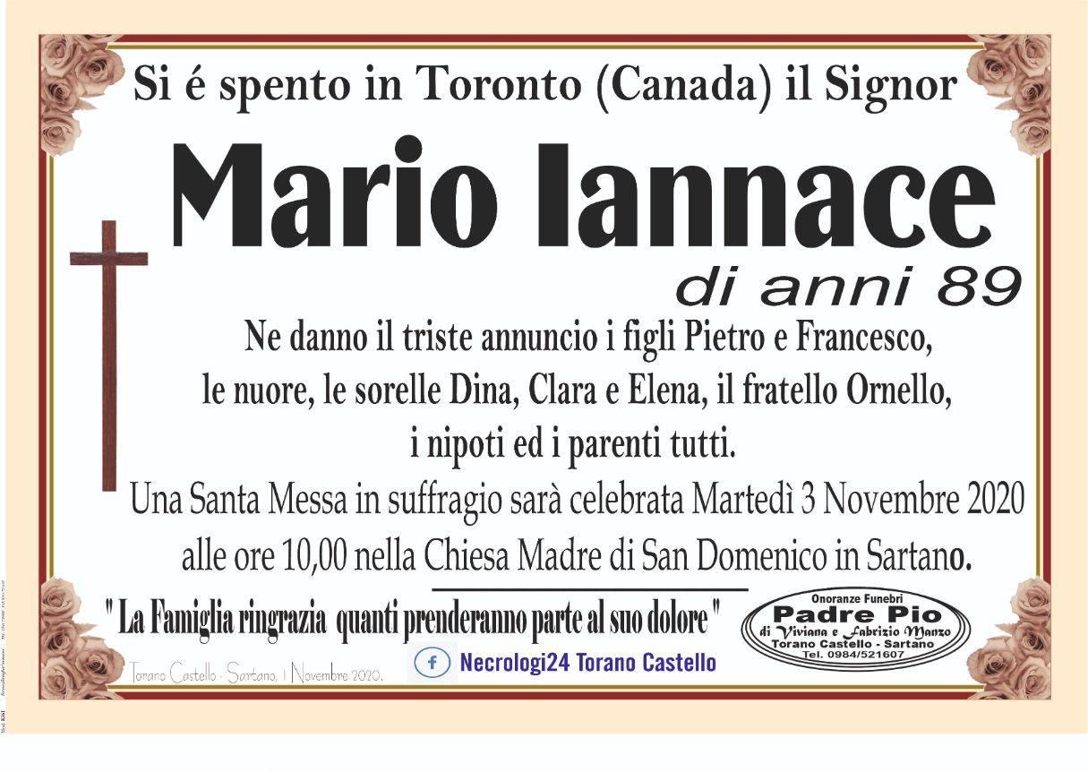 Mario Iannace