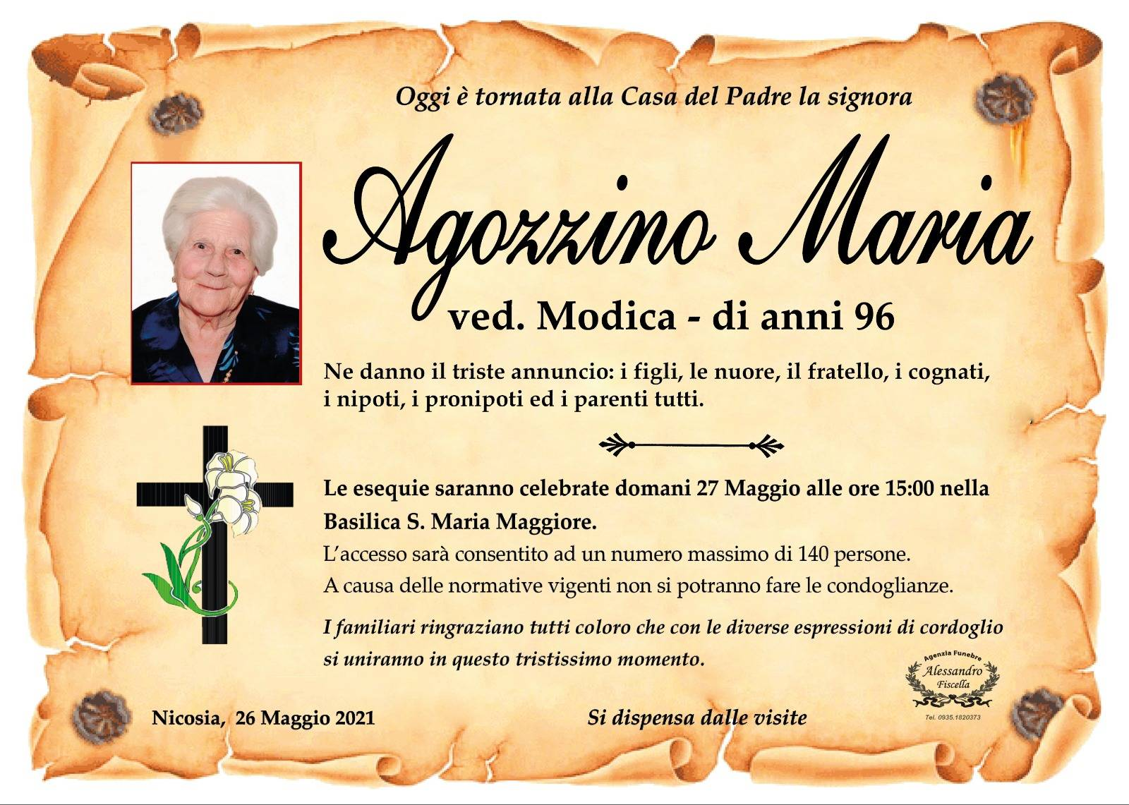 Maria Agozzino