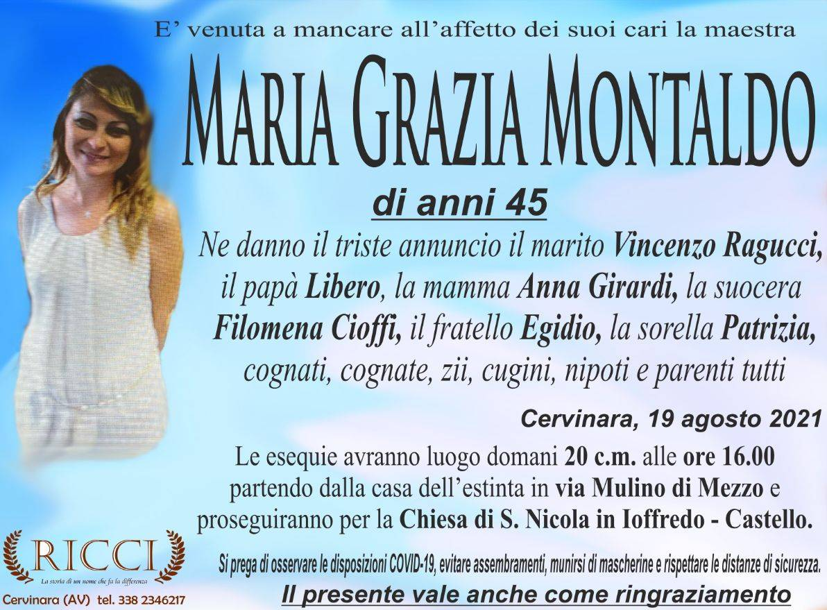 Maria Grazia Montaldo