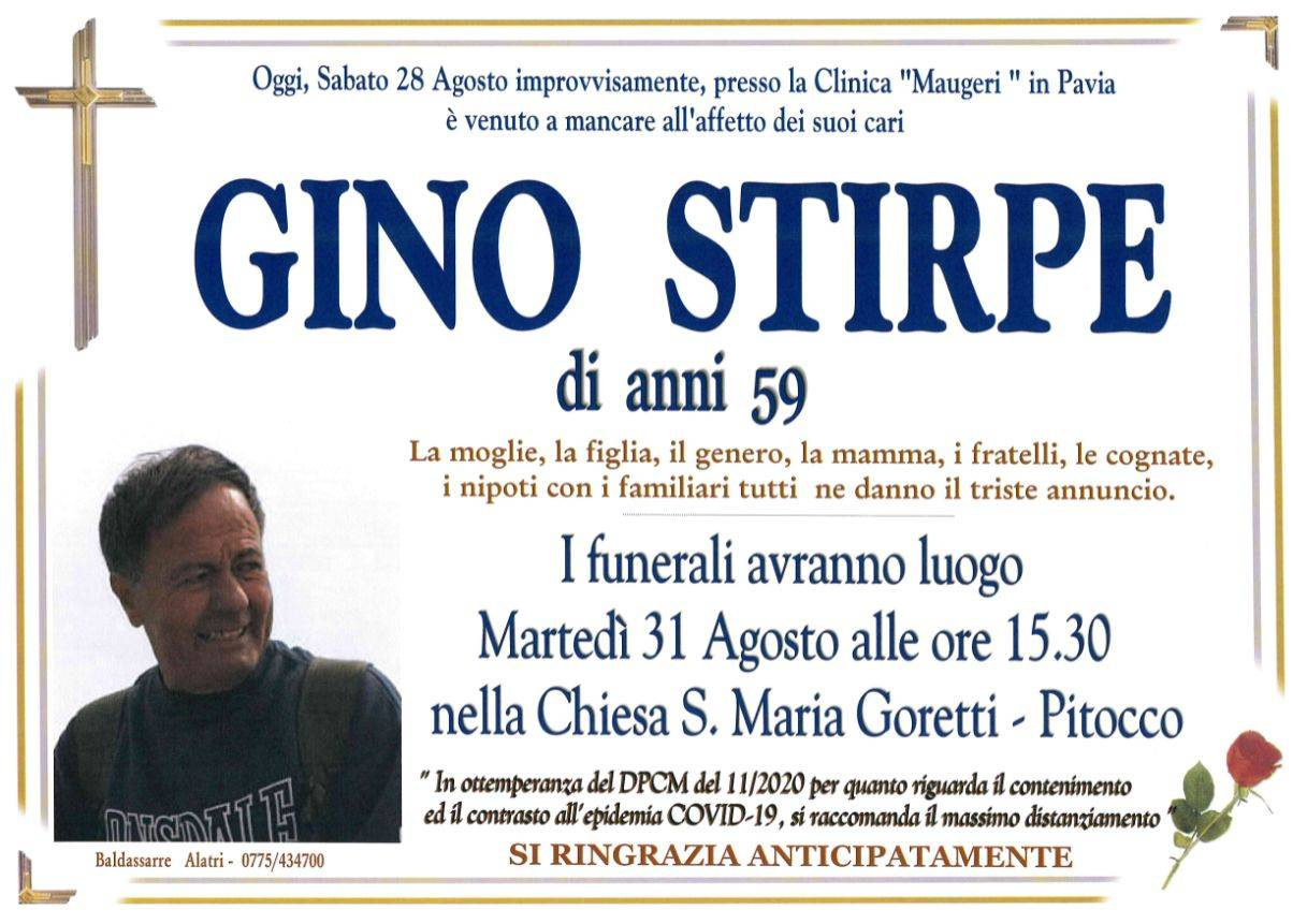 Gino Stirpe