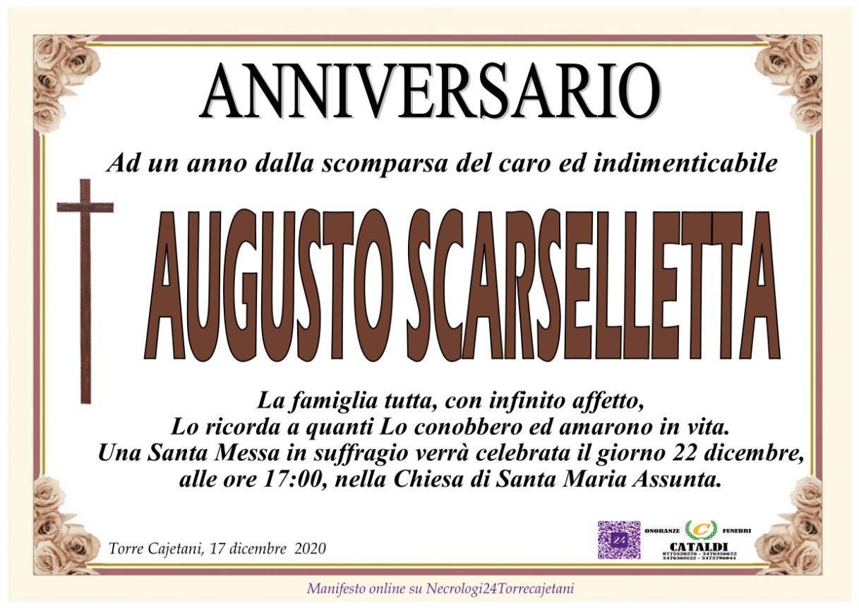 Augusto Scarselletta