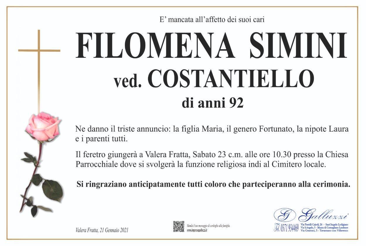 Filomena Simini