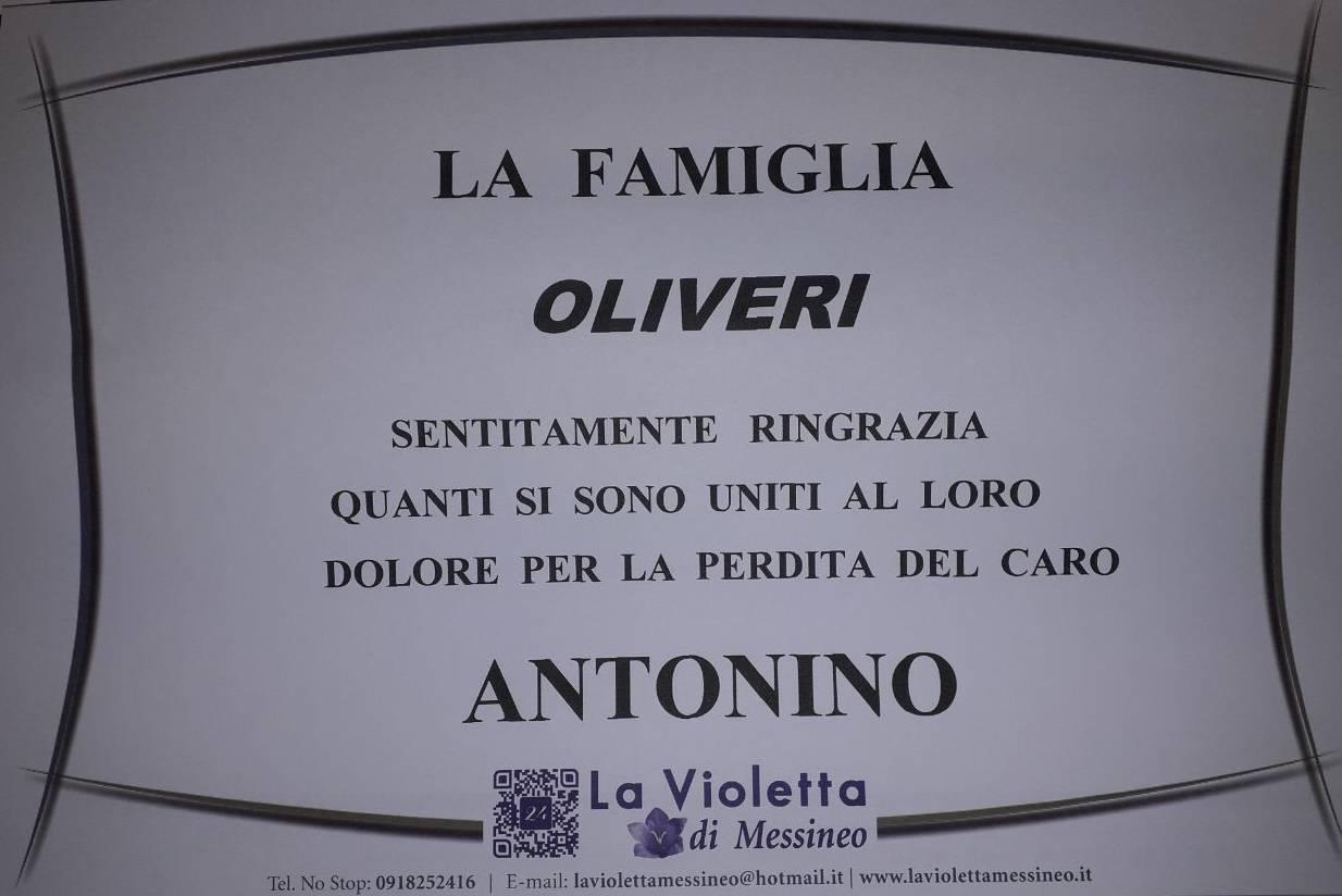 Antonino Oliveri