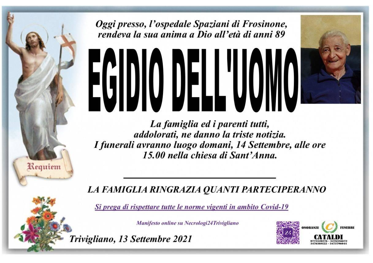 Egidio Dell'Uomo