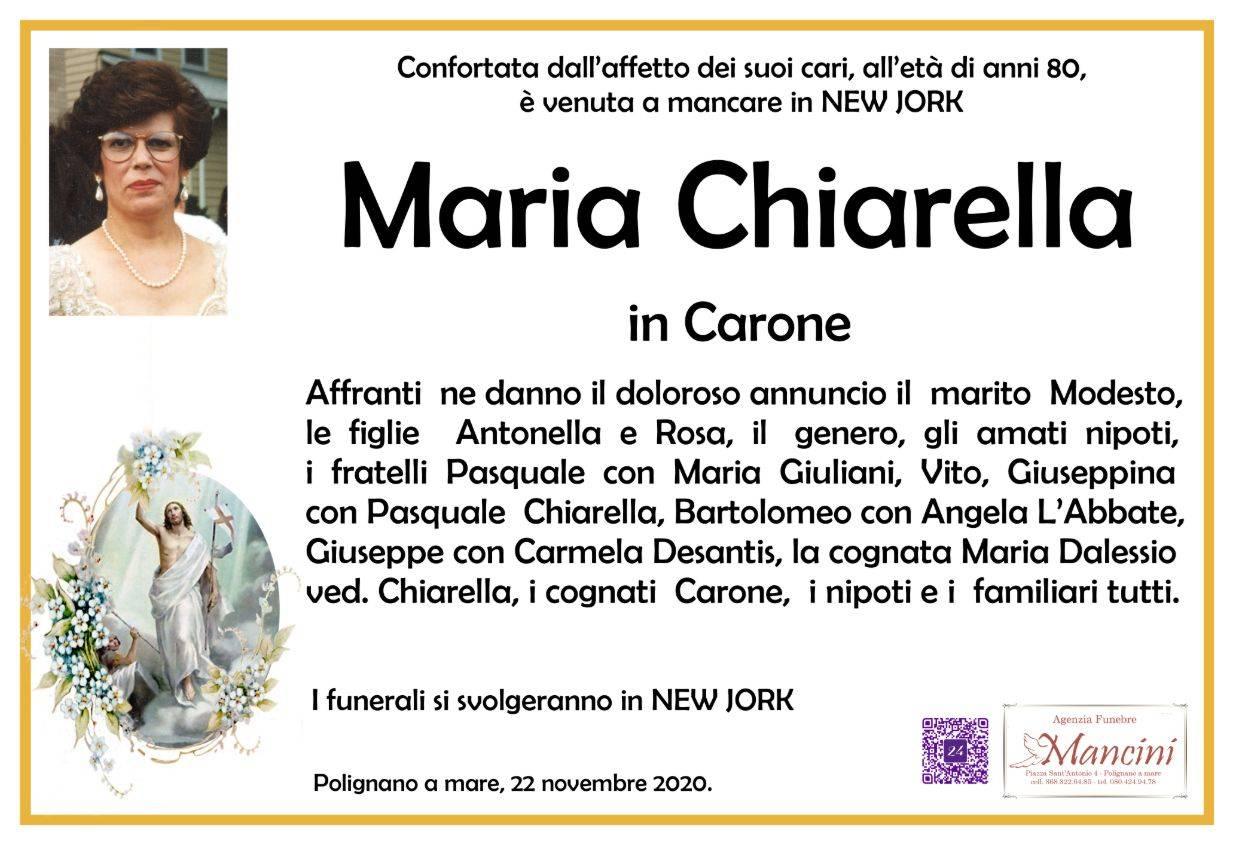Maria Chiarella