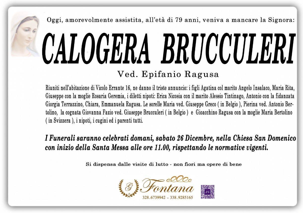 Calogera Brucculeri