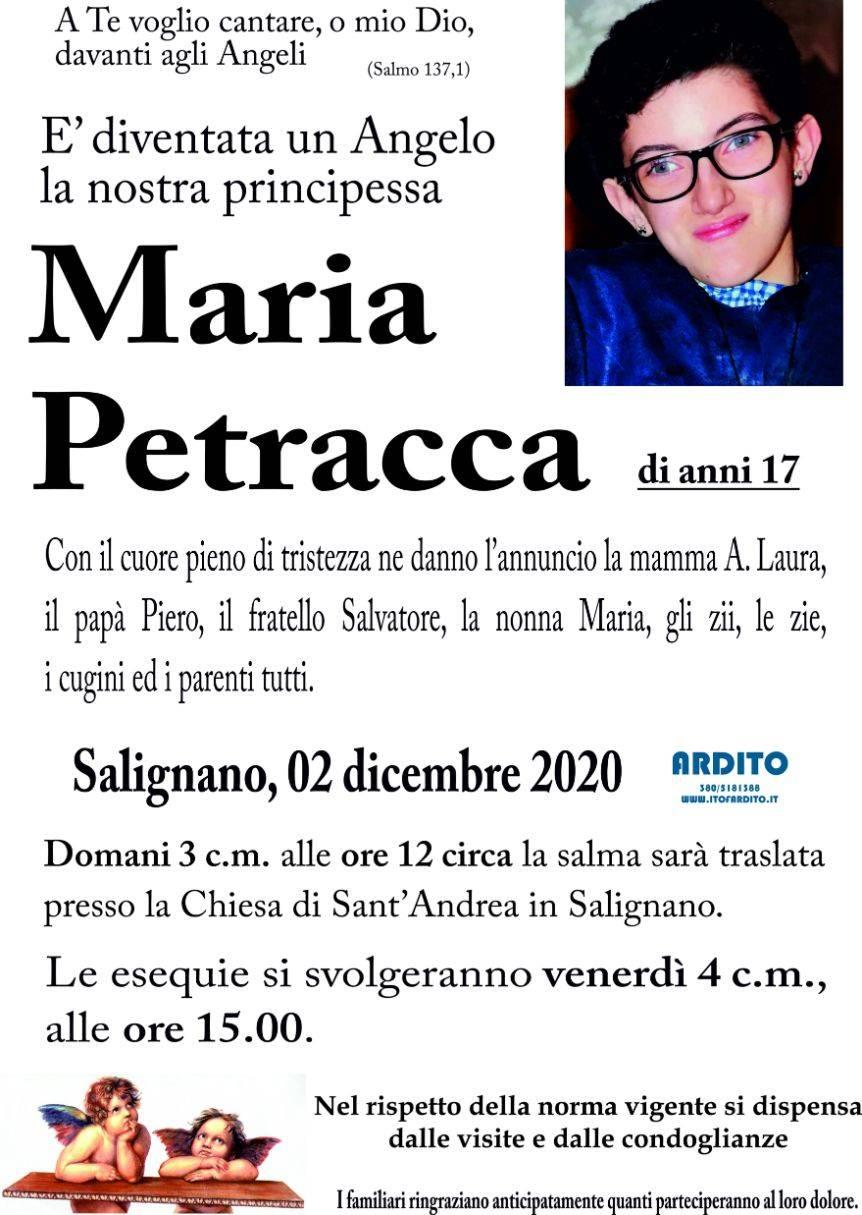 Maria Petracca