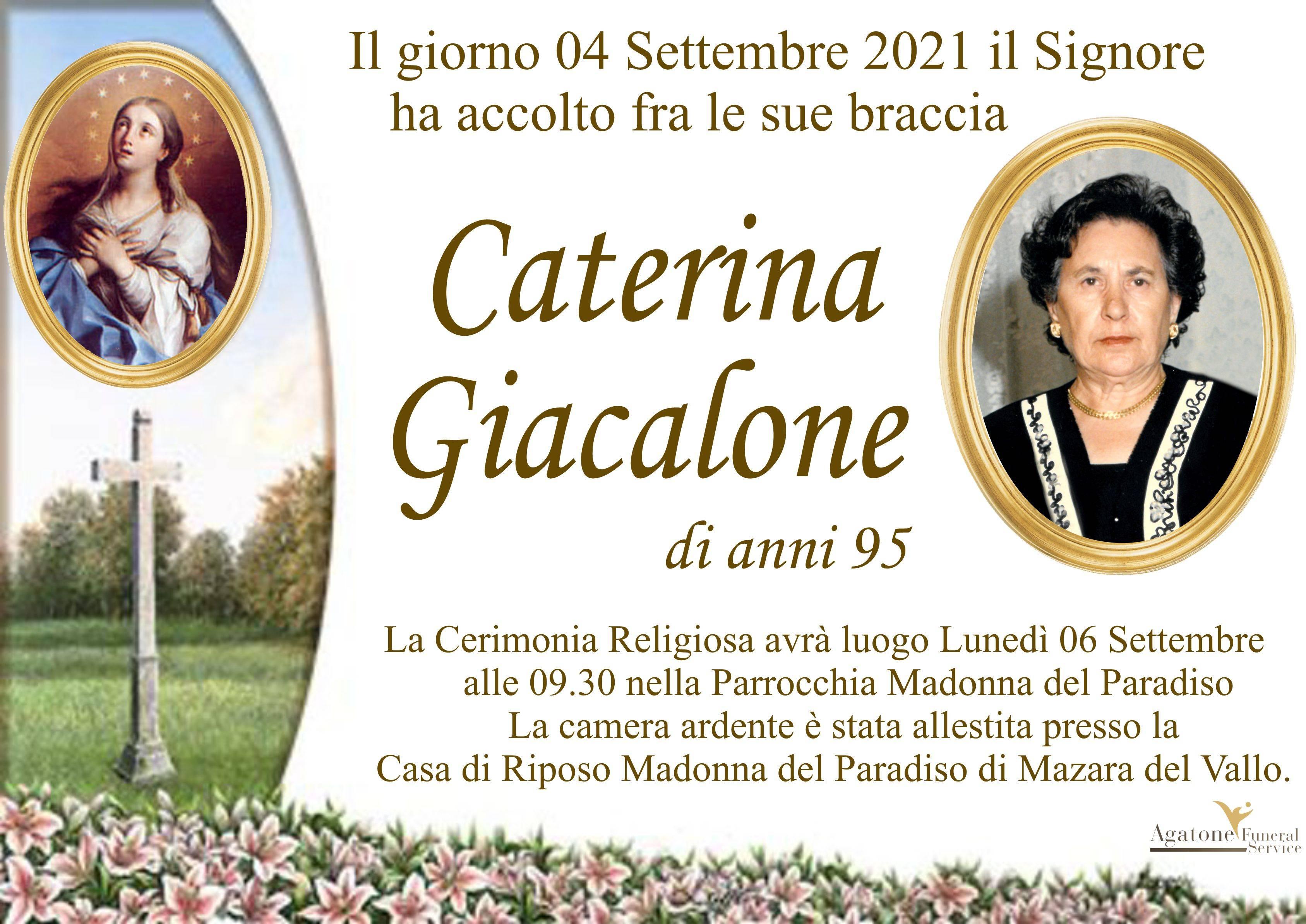 Caterina Giacalone