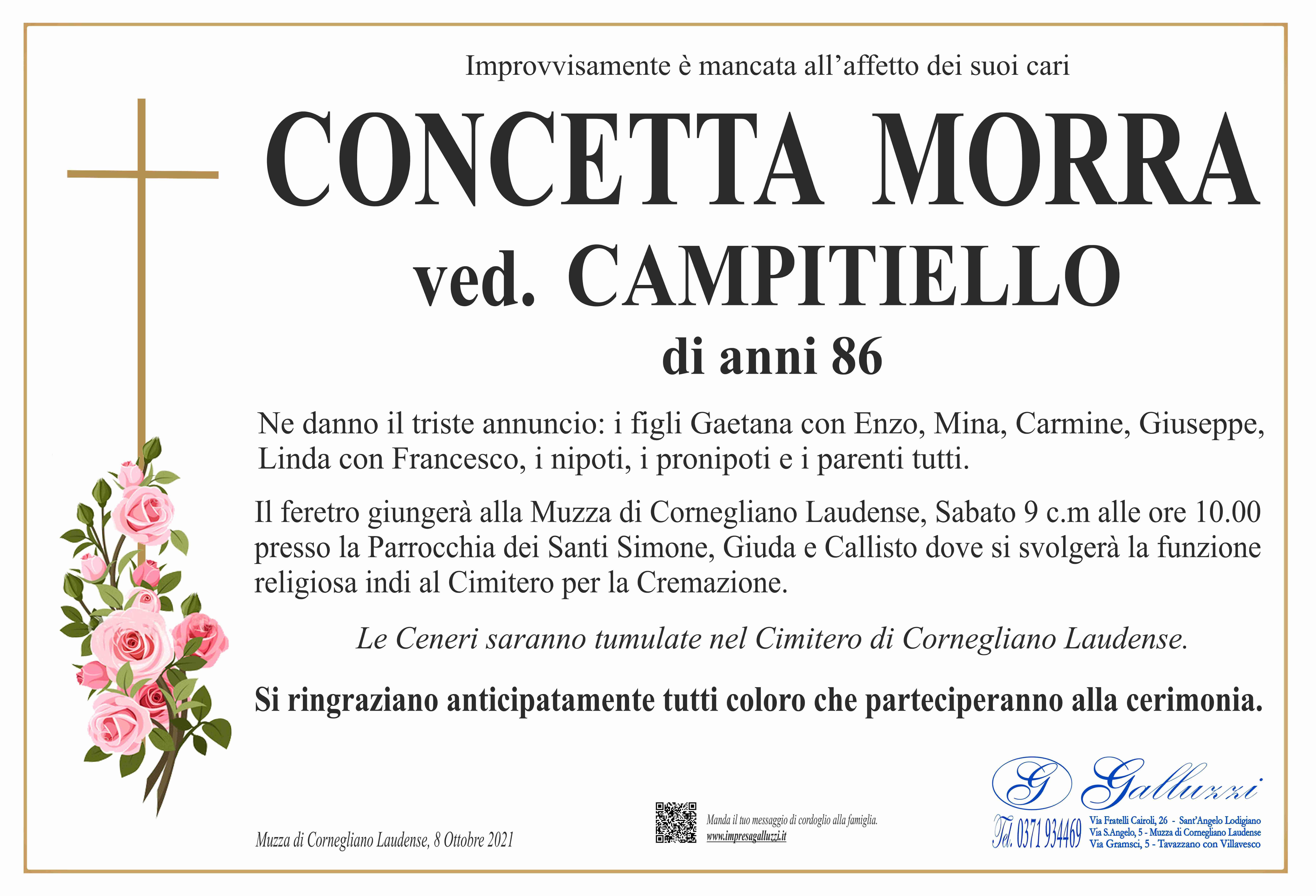 Concetta Morra