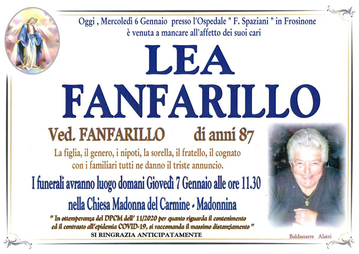 Lea Fanfarillo