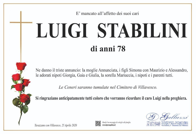 Luigi Stabilini