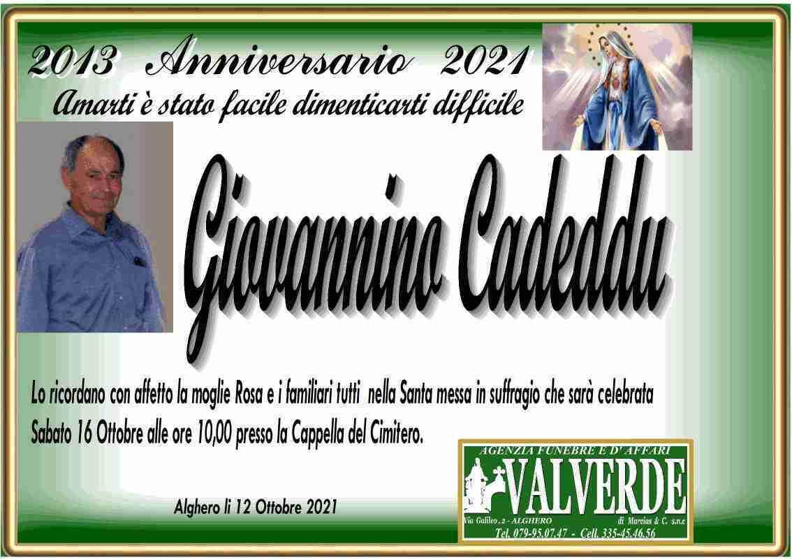 Giuseppino Cadeddu