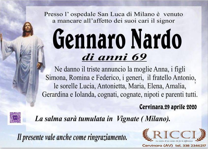 Gennaro Nardo