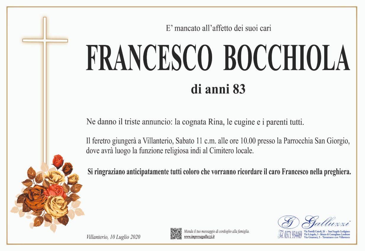 Francesco Bocchiola