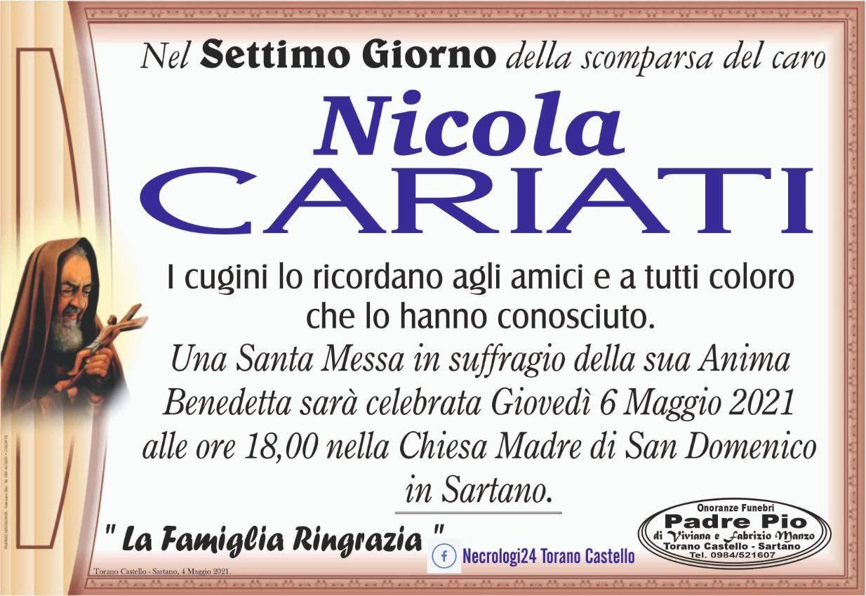 Nicola Cariati