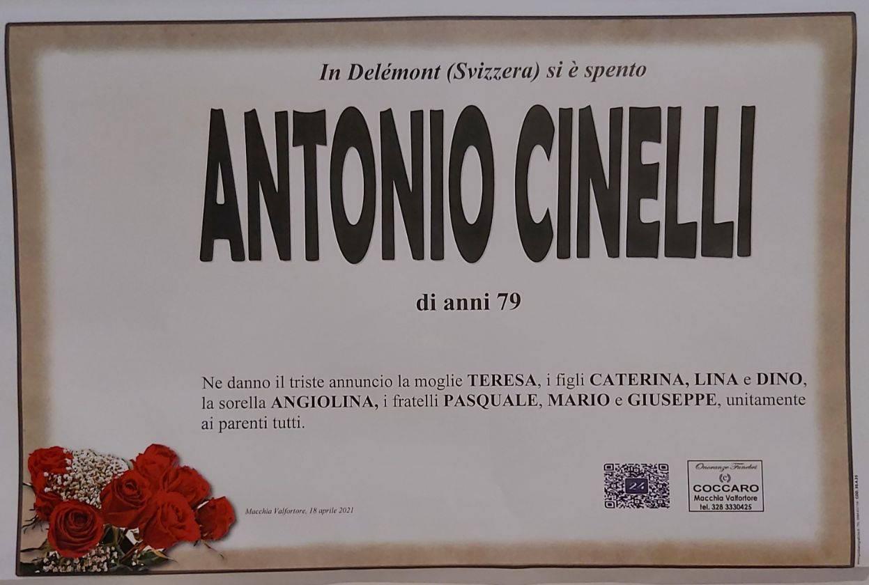 Antonio Cinelli