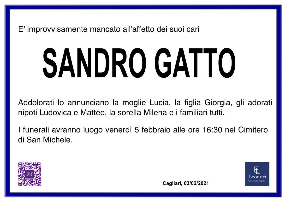 Sandro Gatto
