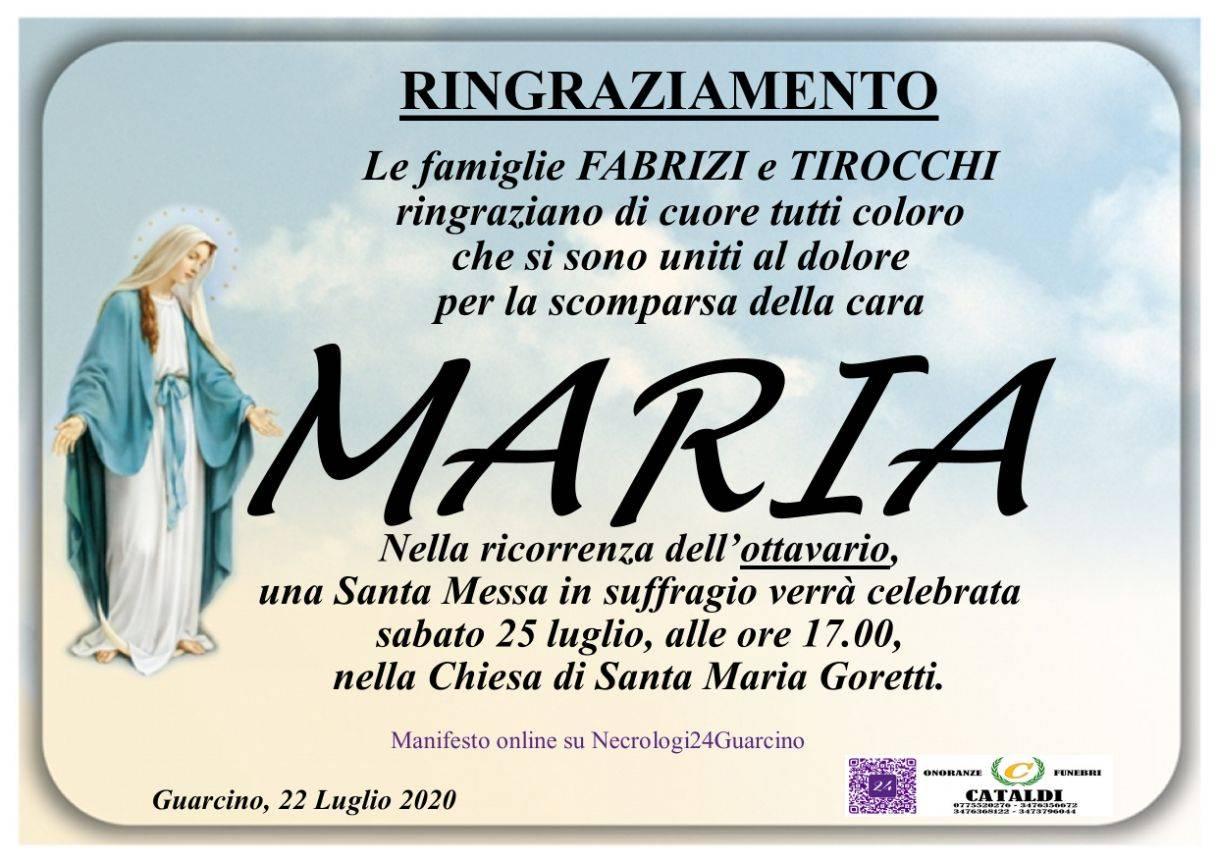 Maria Tirocchi