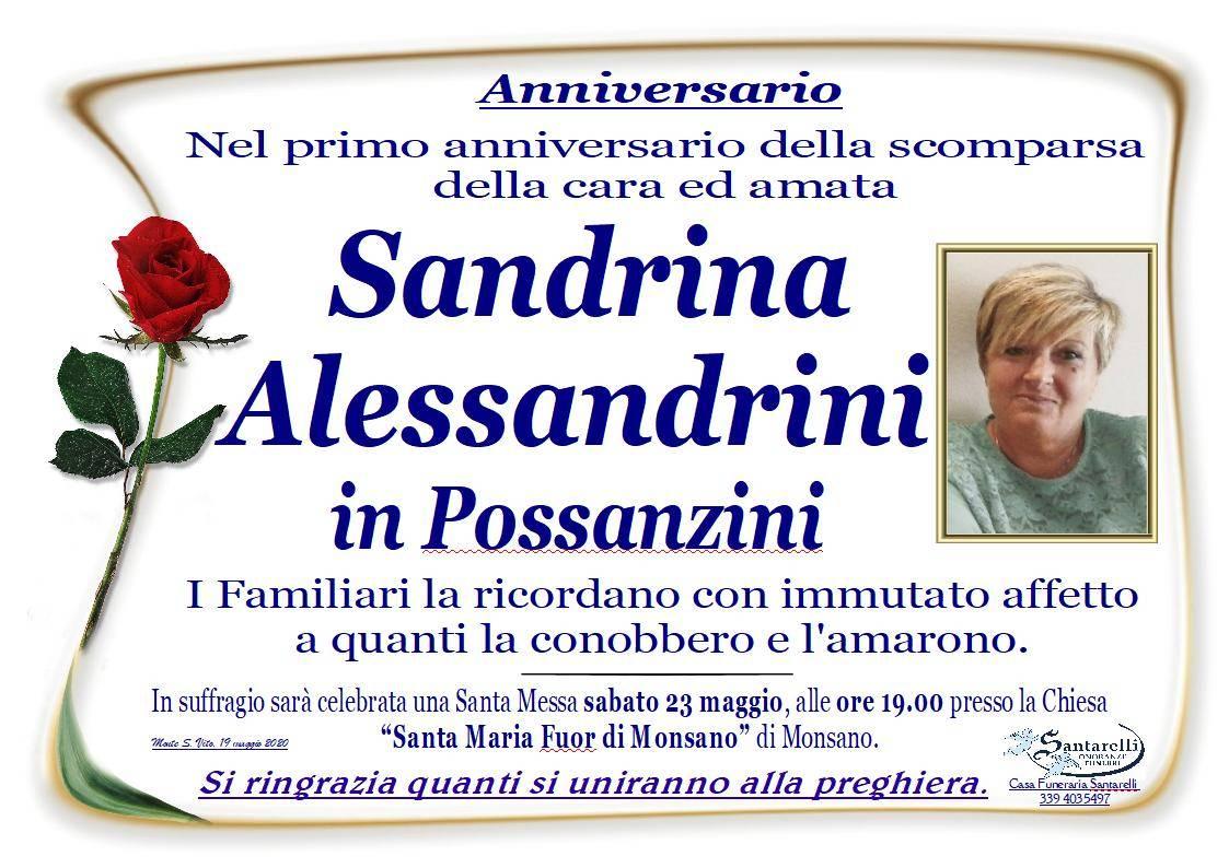 Sandrina Alessandrini