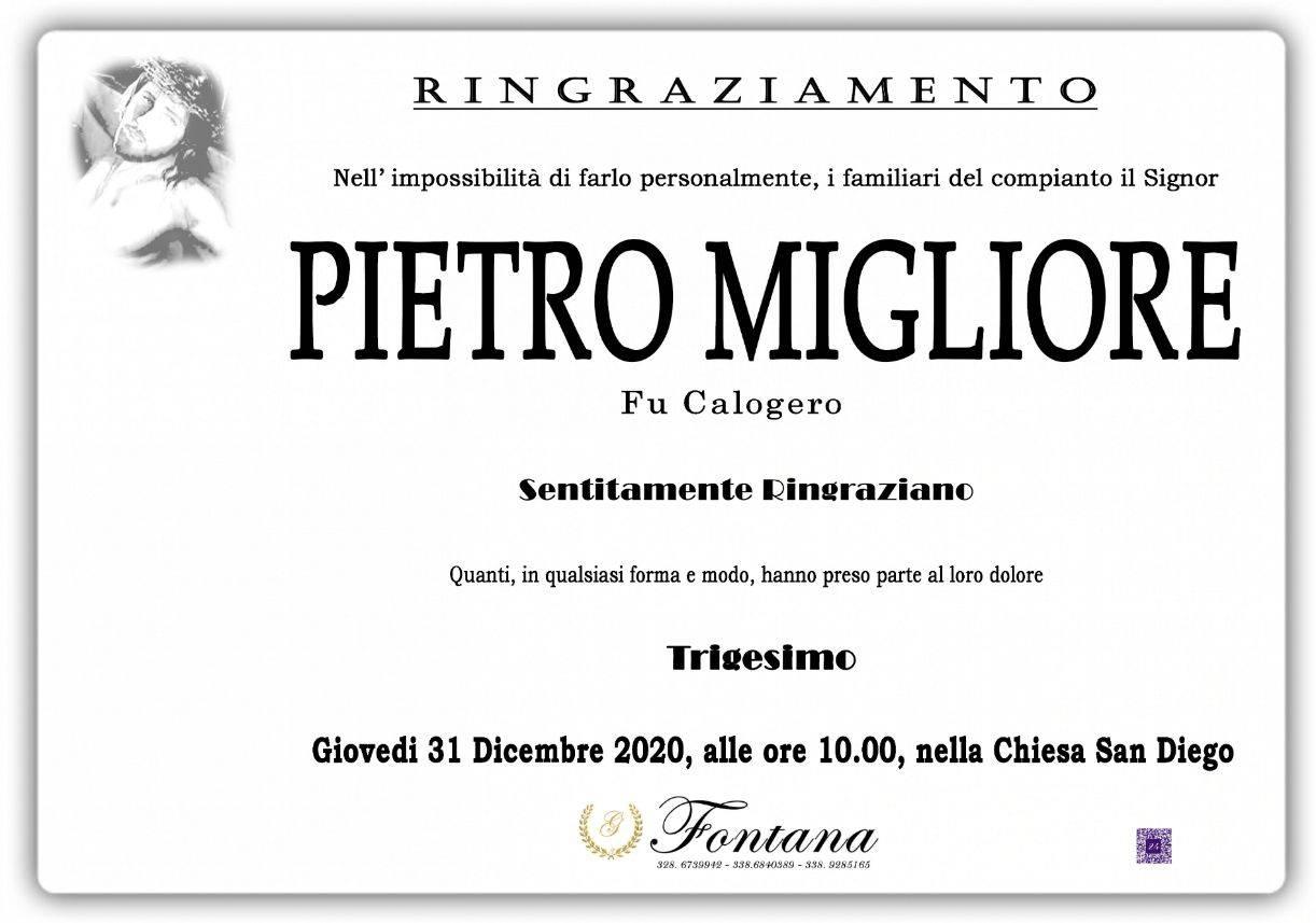 Pietro Migliore