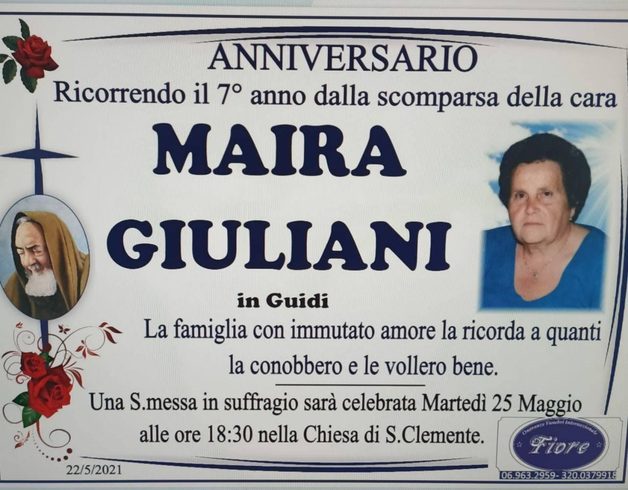 Maira Giuliani