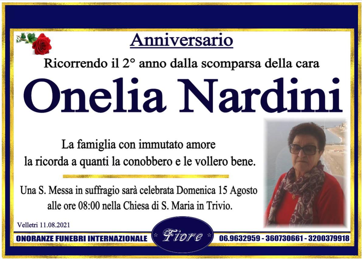 Onelia Nardini