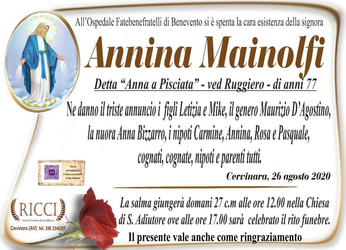 Annina Mainolfi