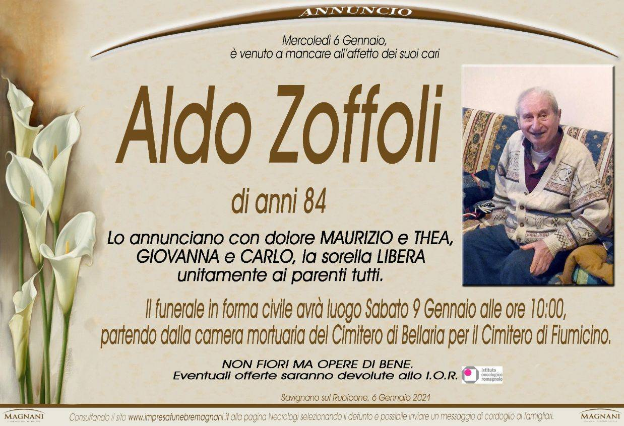 Aldo Zoffoli