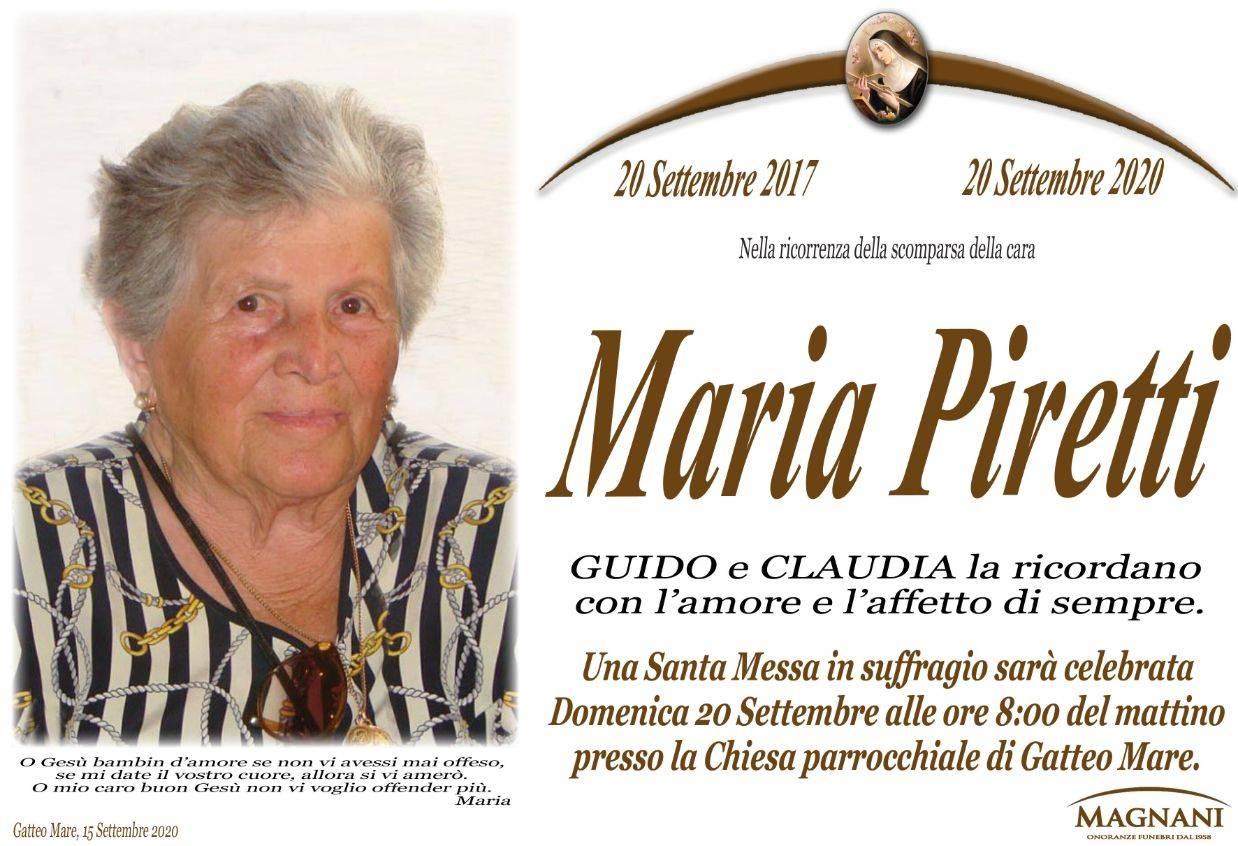 Maria Piretti