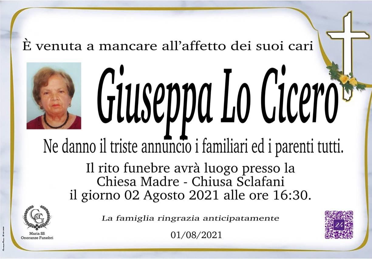 Giuseppa Lo Cicero