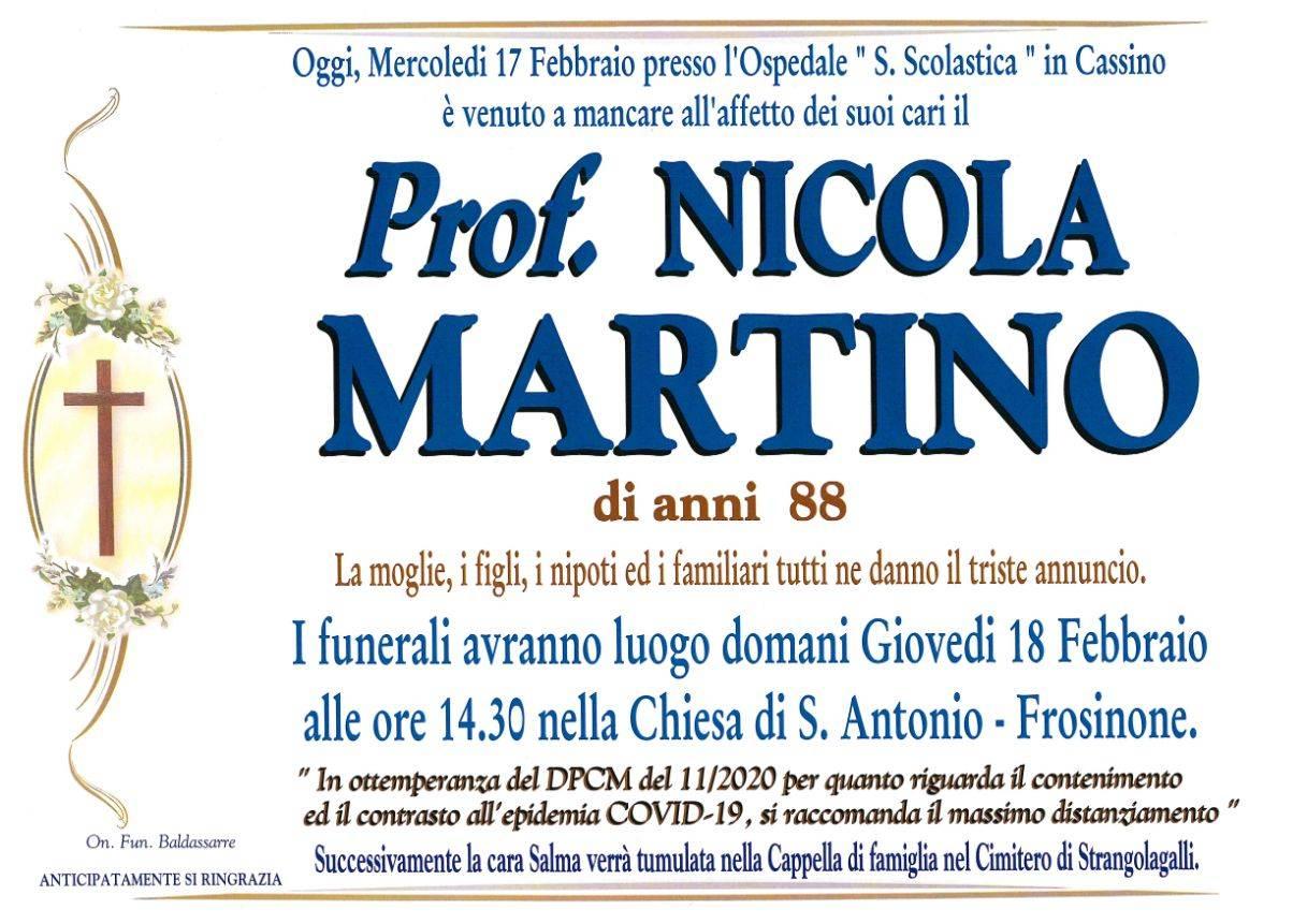 Nicola Martino