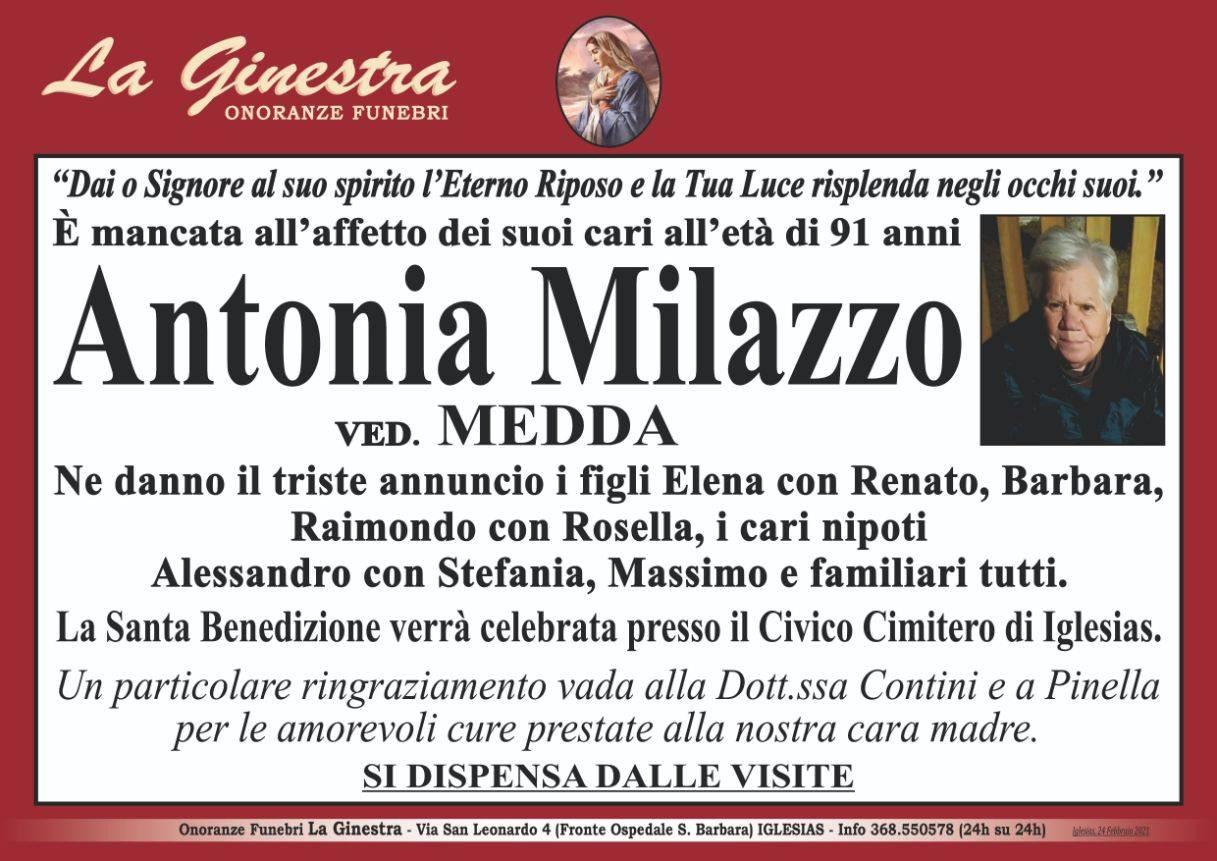 Antonia Milazzo