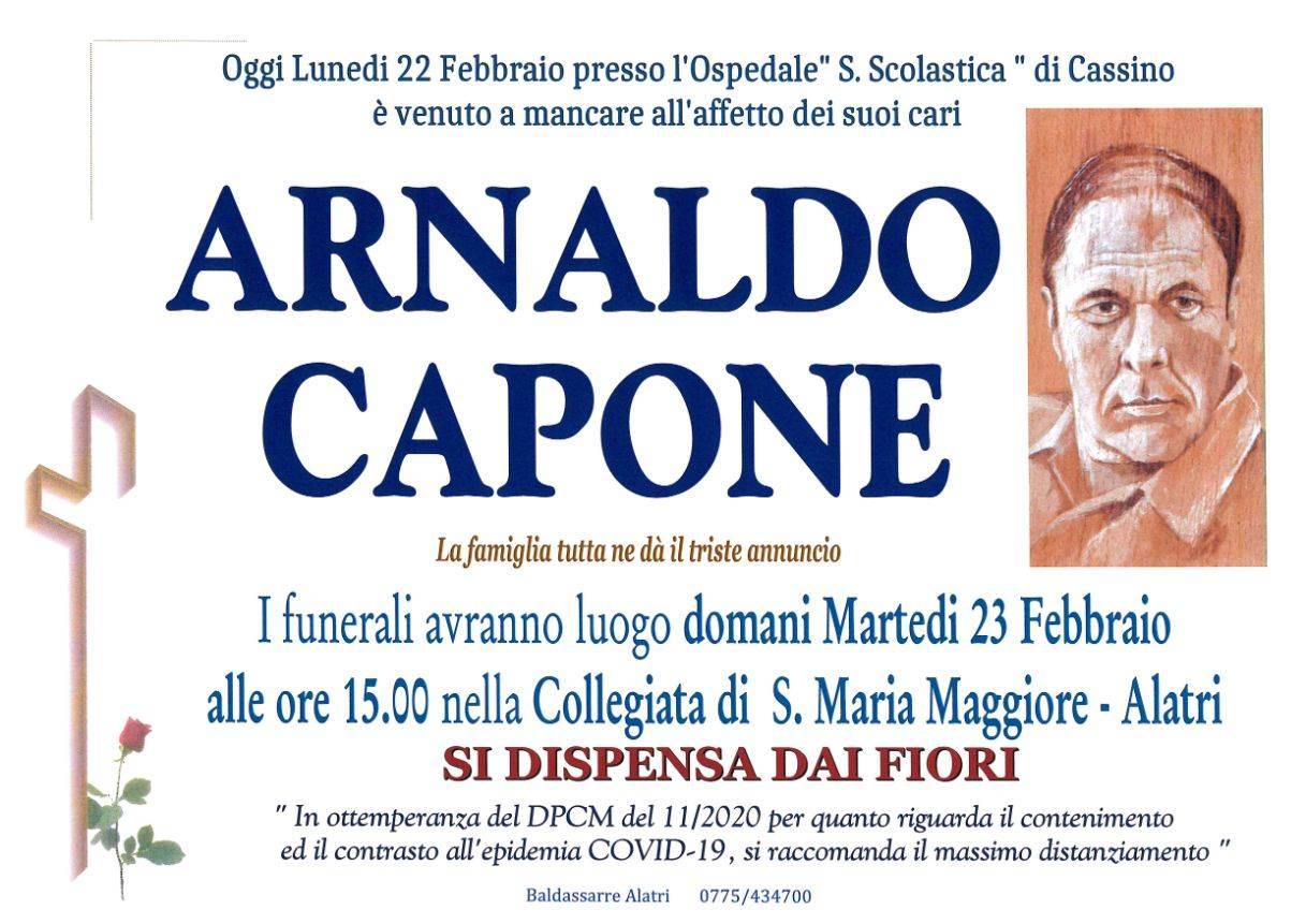 Arnaldo Capone