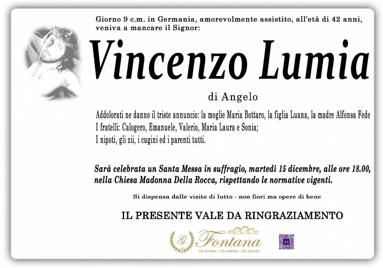 Vincenzo Lumia