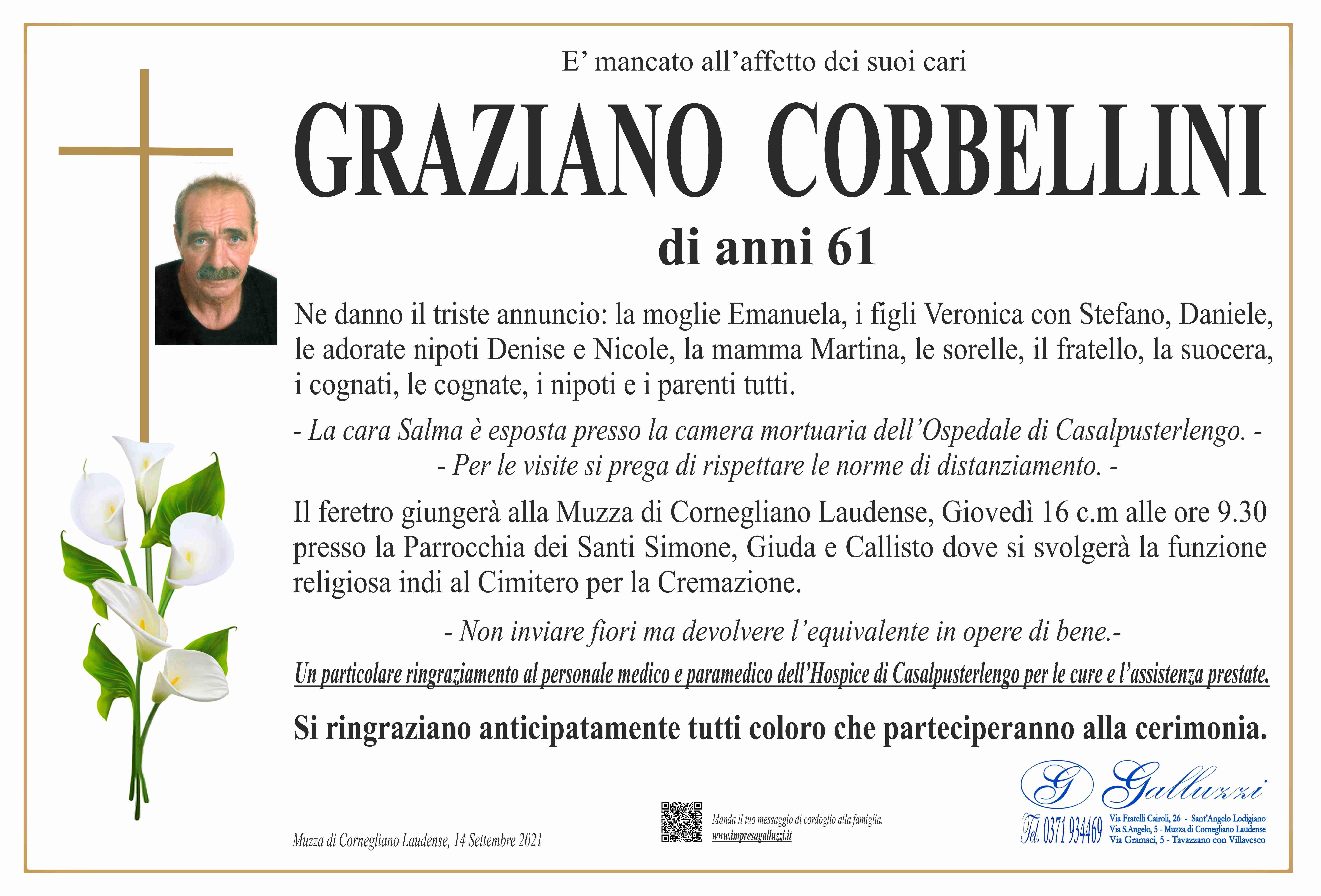 Graziano Corbellini