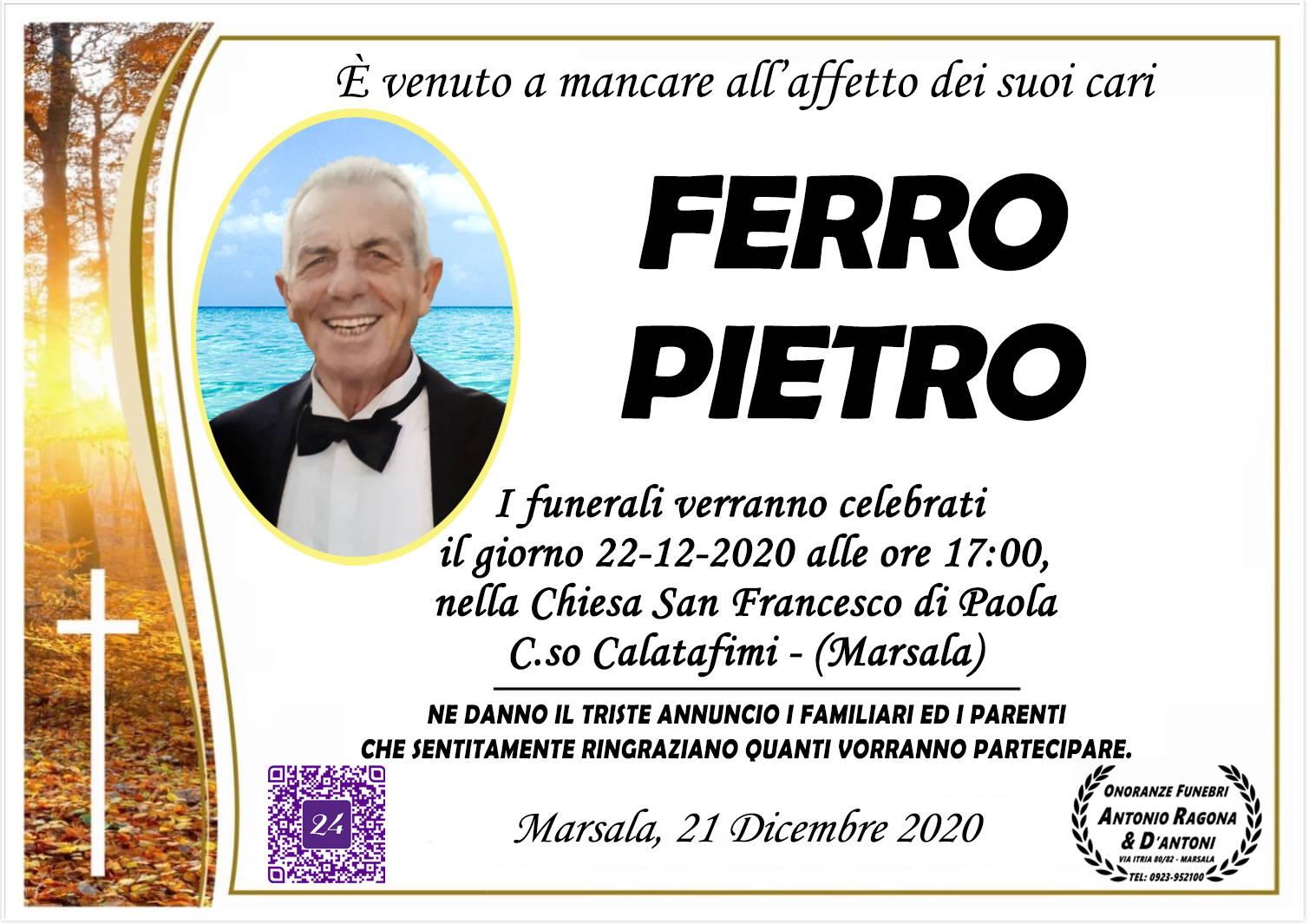 Pietro Ferro