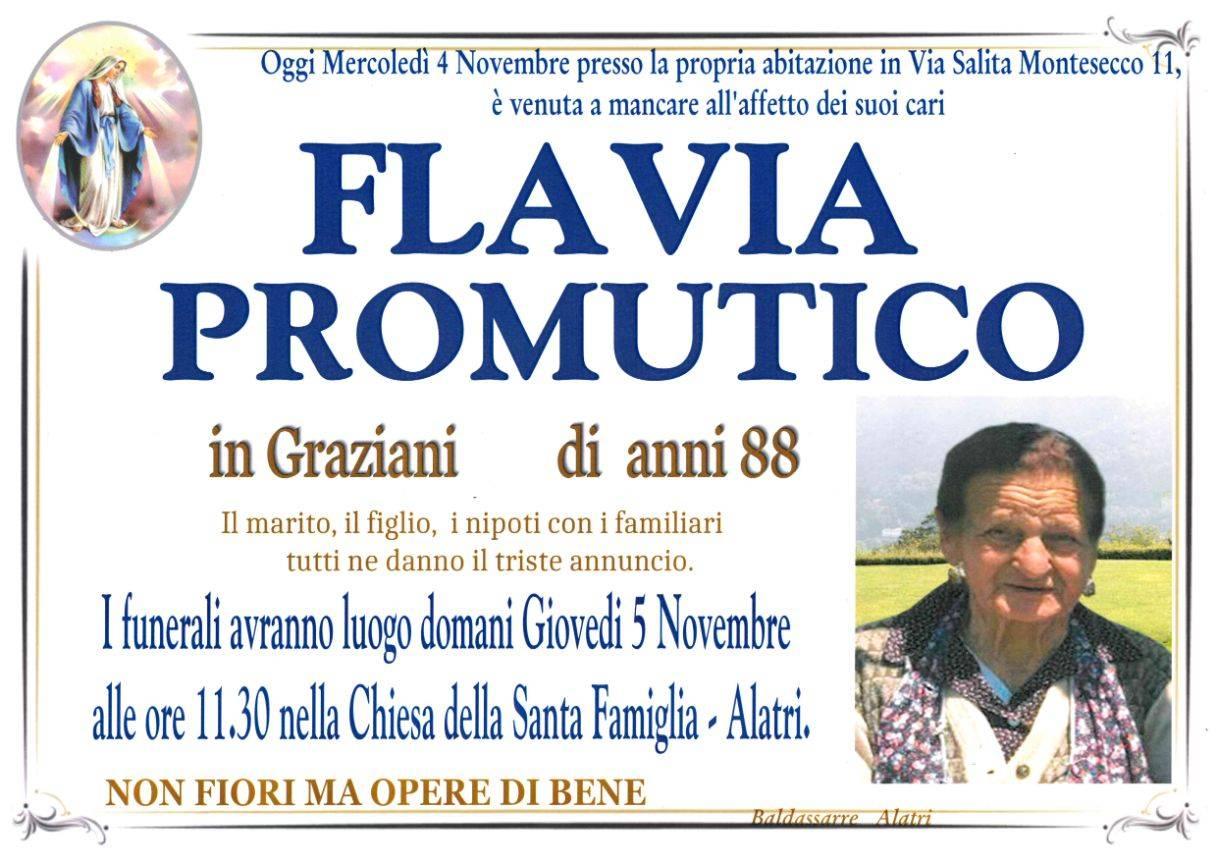 Flavia Promutico