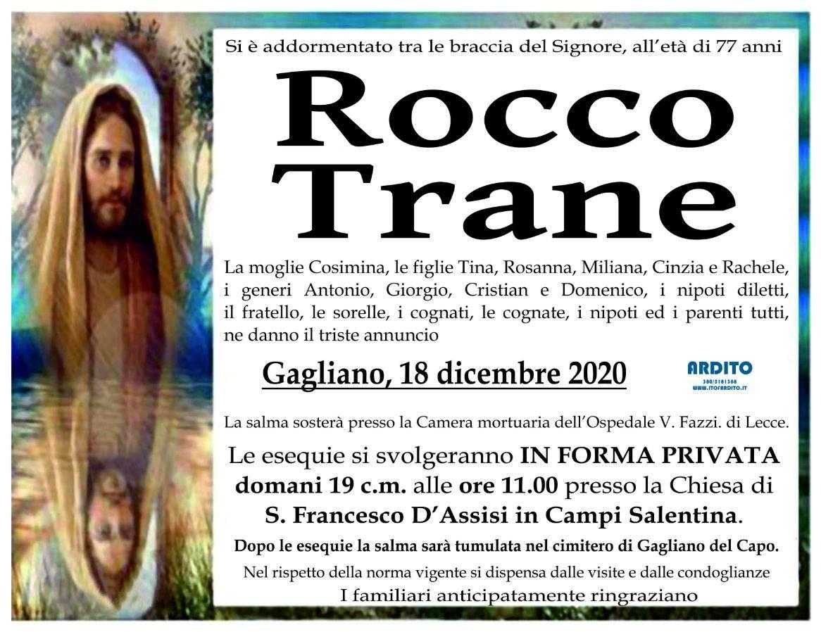 Rocco Trane