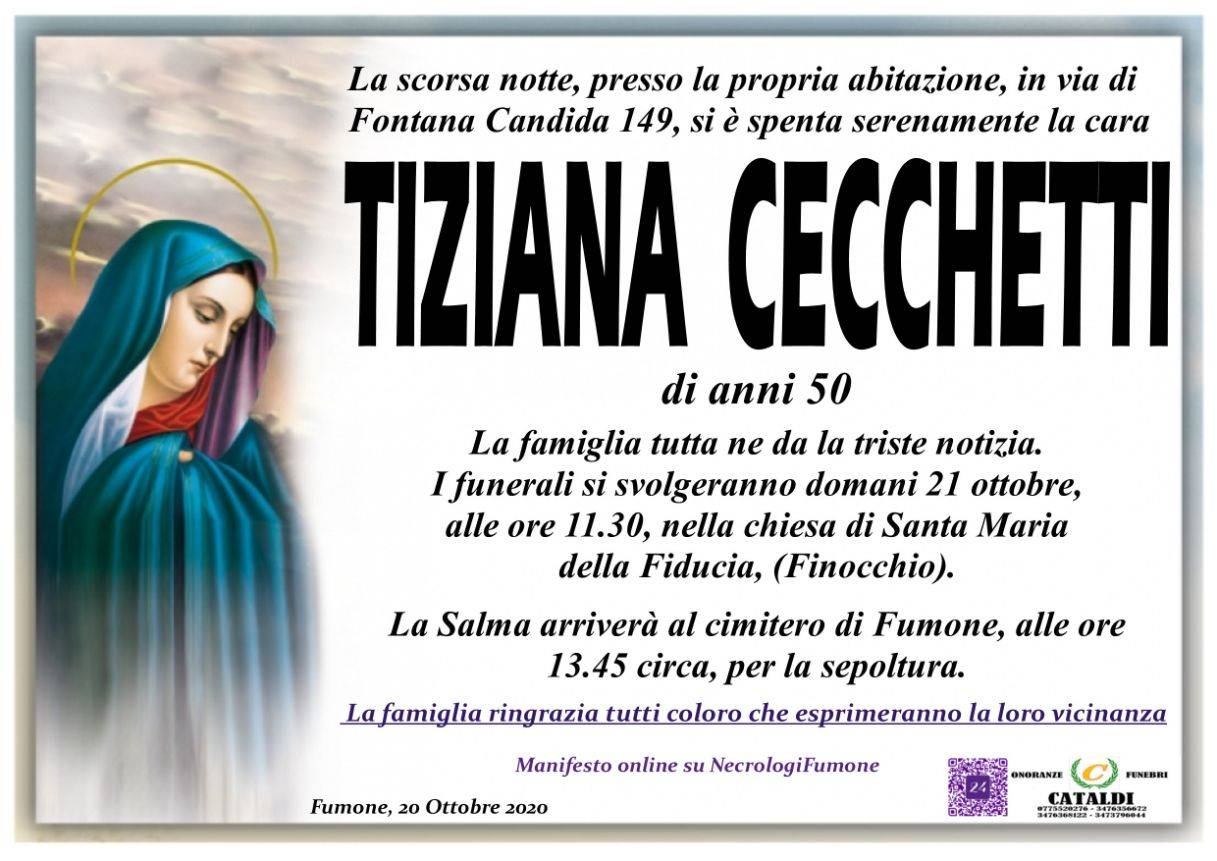 Tiziana Cecchetti