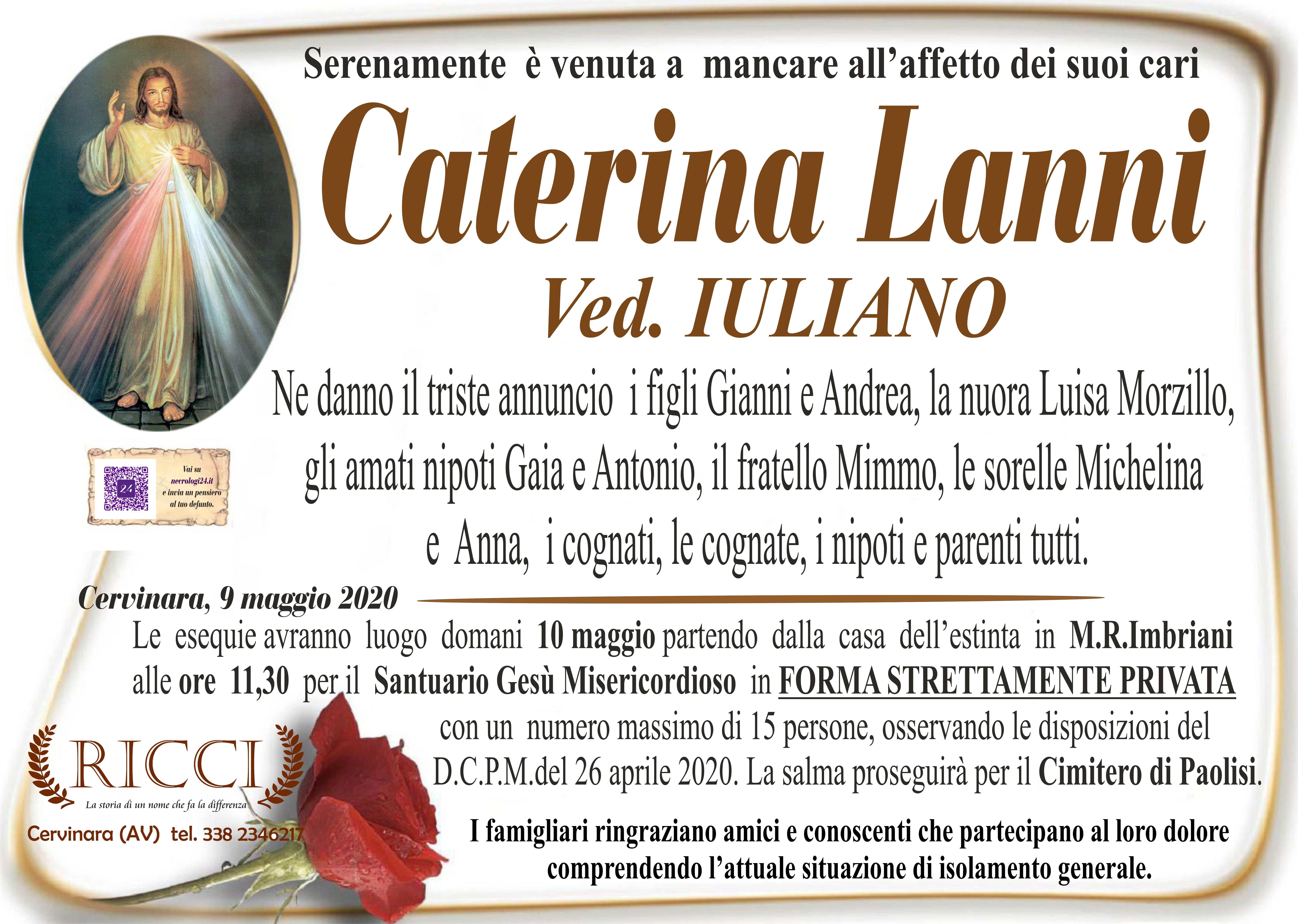 Caterina Lanni