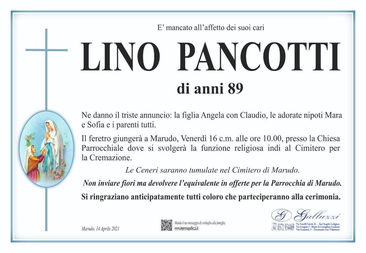 Lino Pancotti