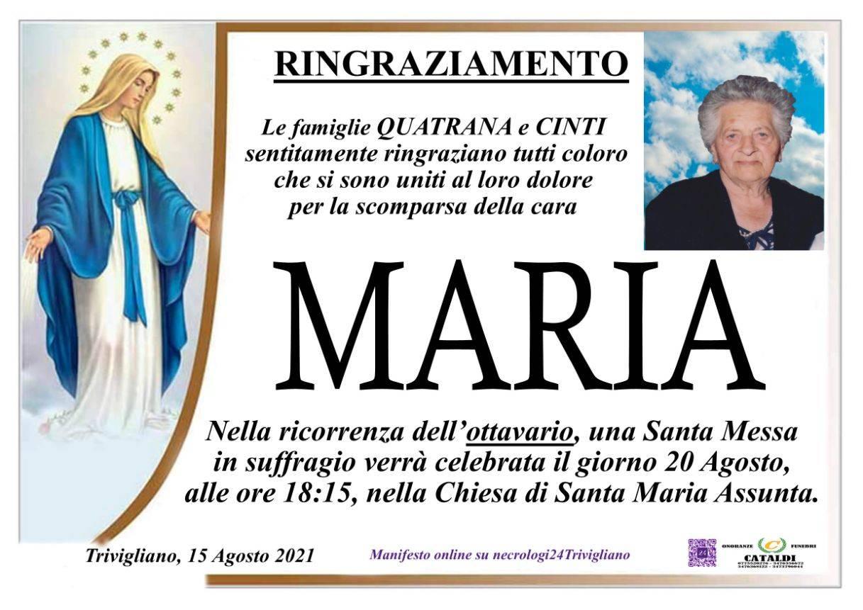 Maria Quatrana