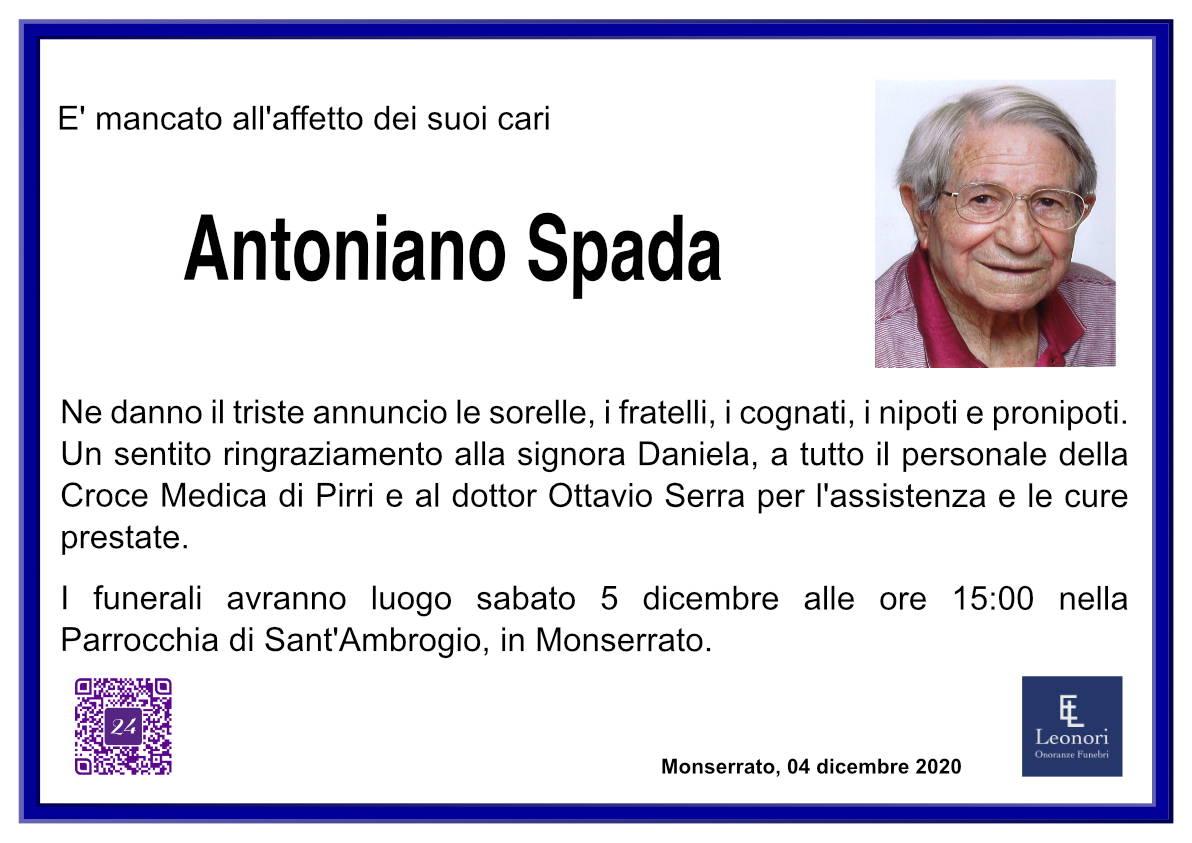 Antoniano Spada