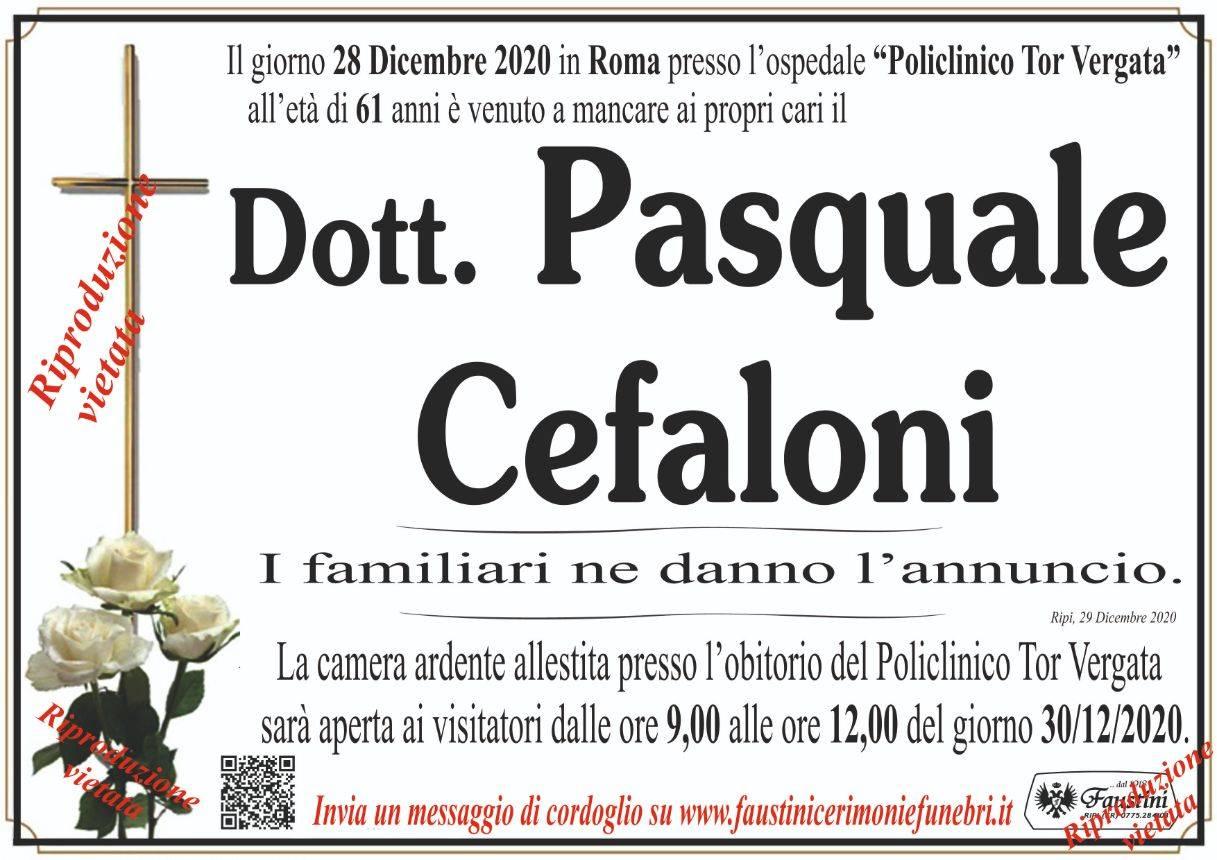 Pasquale Cefaloni
