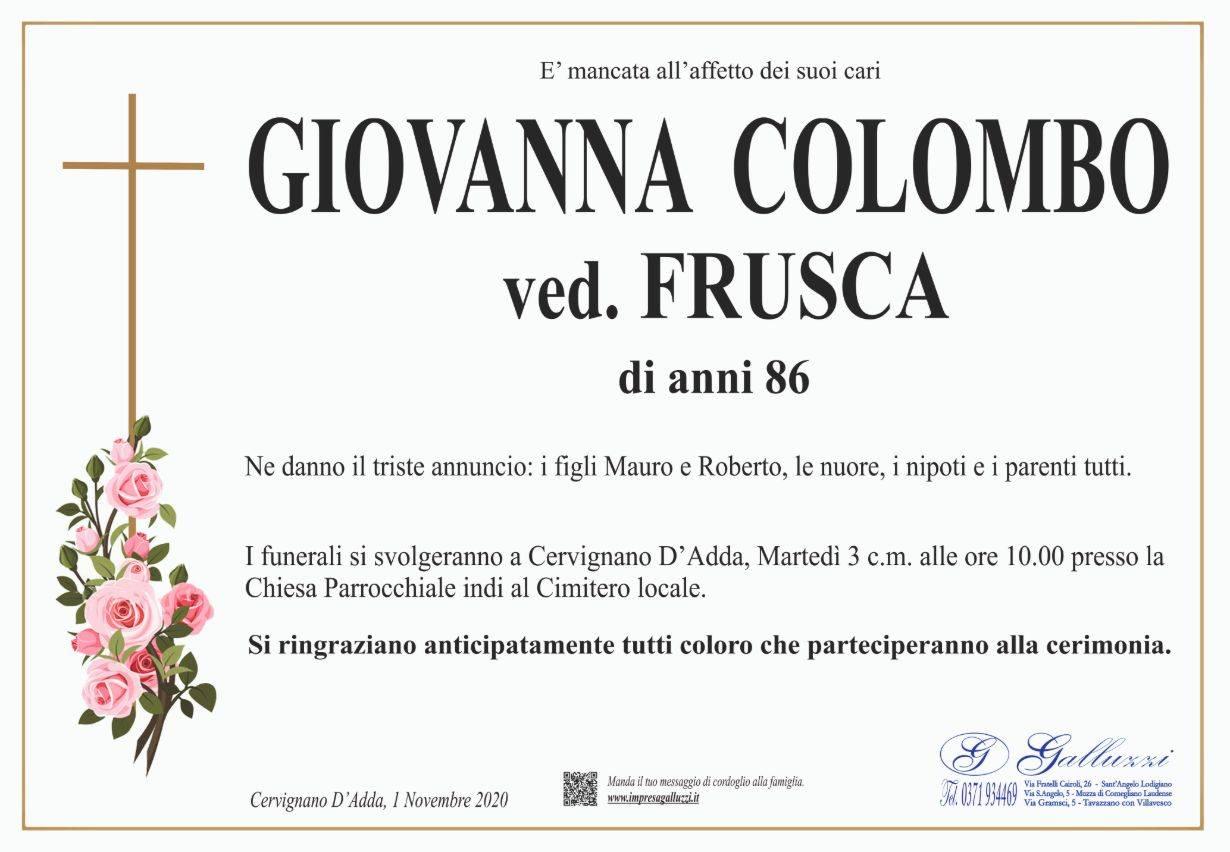 Giovanna Colombo